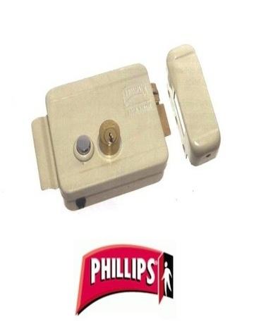 Cerradura el ctrica de sobreponer cerradura digital - Precio cerradura electrica ...